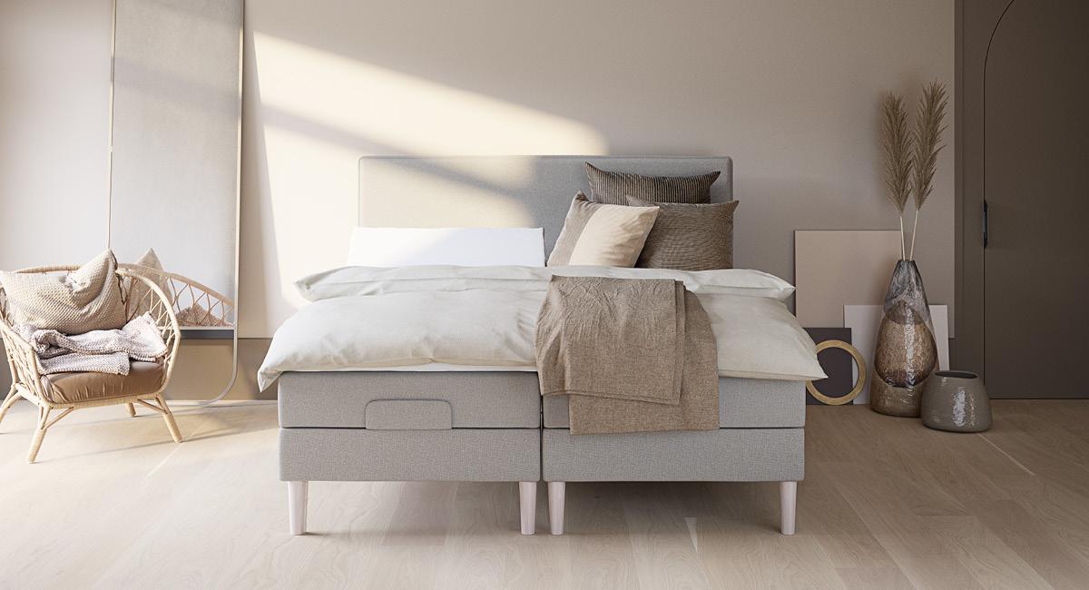 Wonderland SL2 342 regulerbar seng